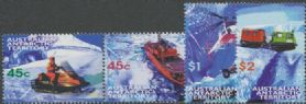 AAT SG122a-5 Antarctic Transport set of 4 including pair